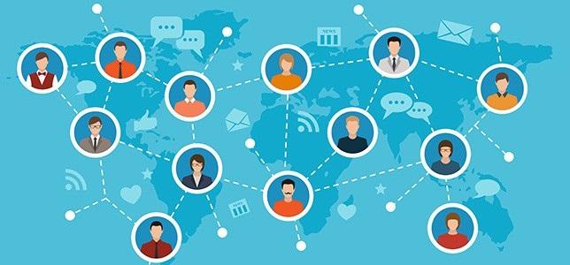 Build online community