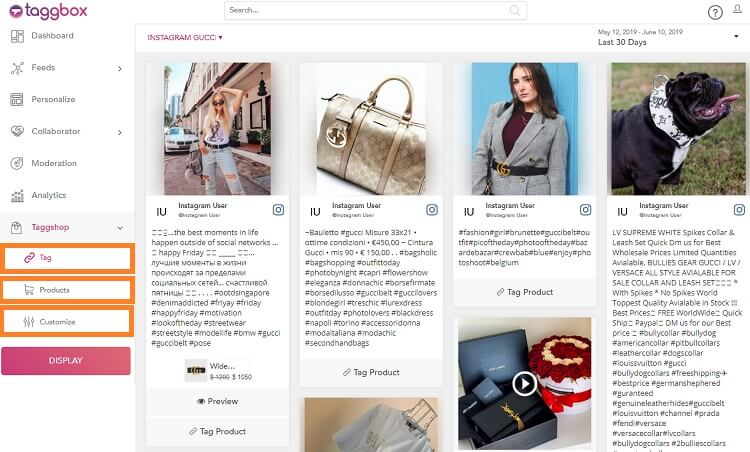 make instagram shoppable