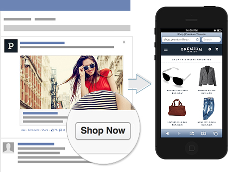 social commerce on facebook