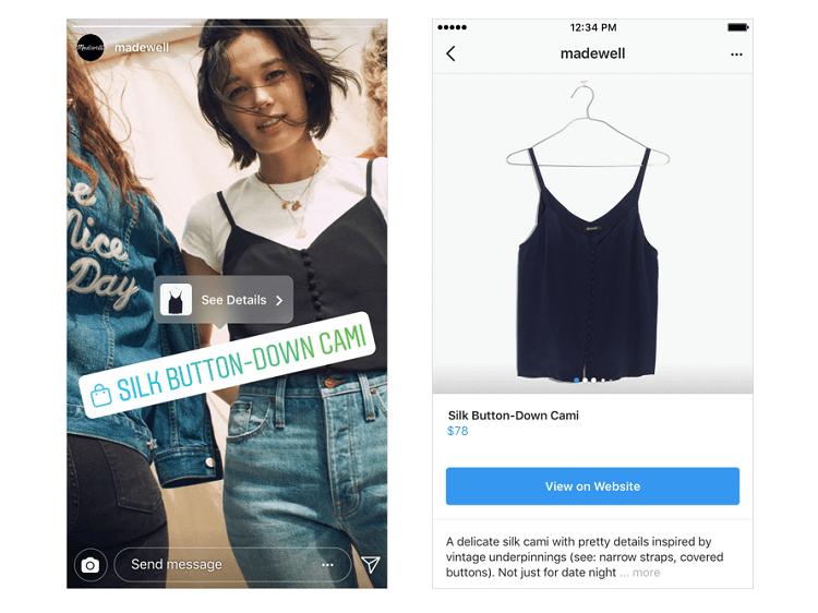 Shoppable Image