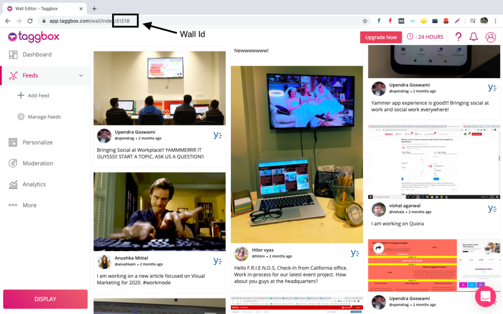 yammer feed on sharepoint