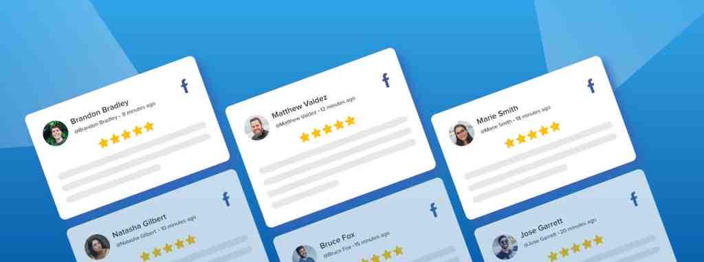 embed facebook reviews on website
