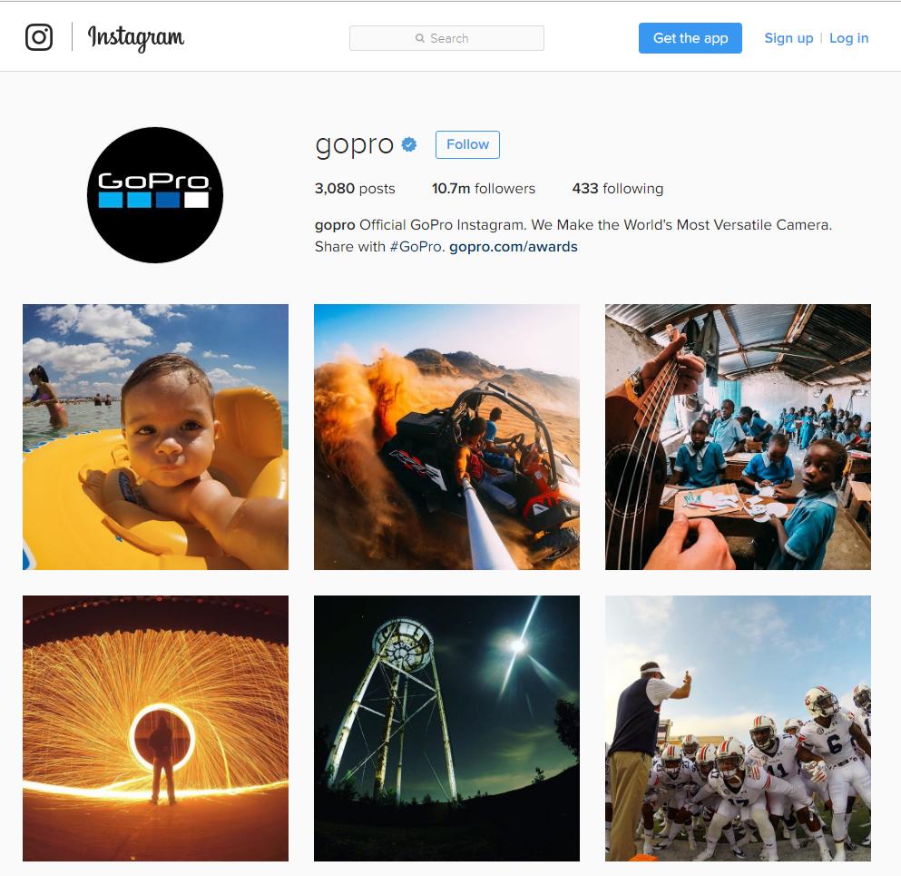user generated content instagram