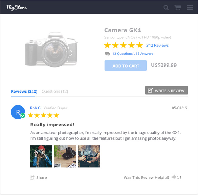 embed google business reviews on website