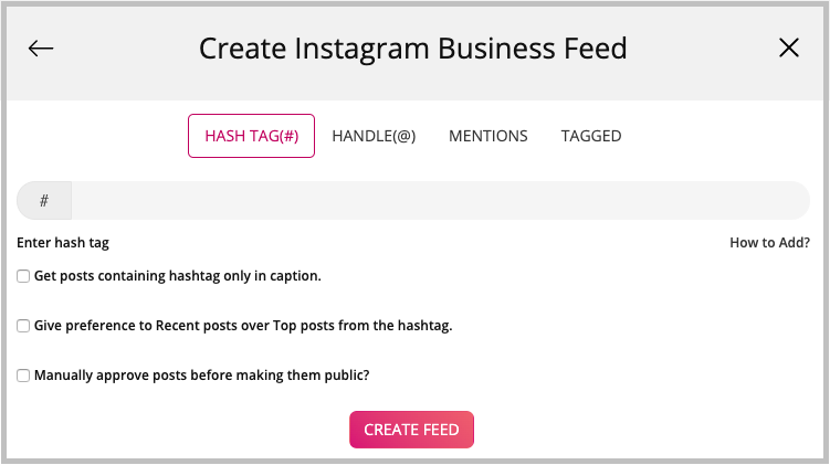 How To Embed Instagram Feed On Your Website