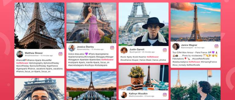 embed instagram feeds