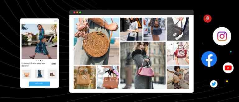 Social Commerce Taggbox