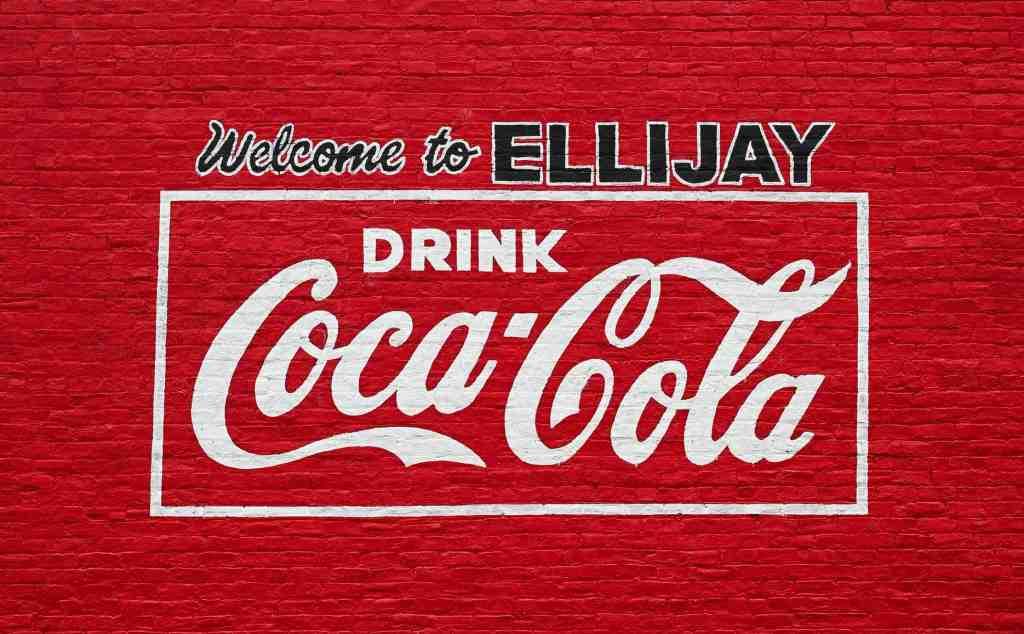 Visuals Coca-cola