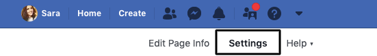 add facebook review tab on page