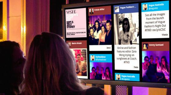 user engagement using social media hub