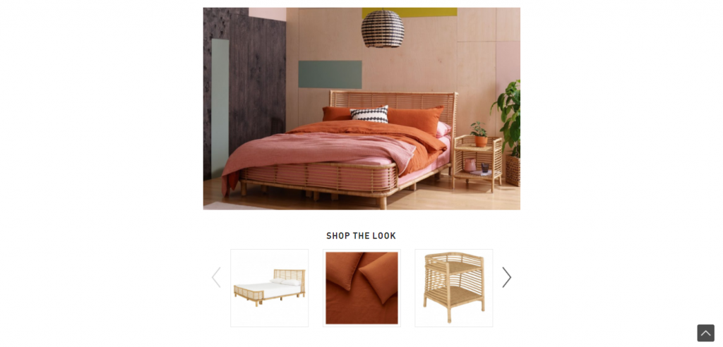 Shoppable Blog Habitat