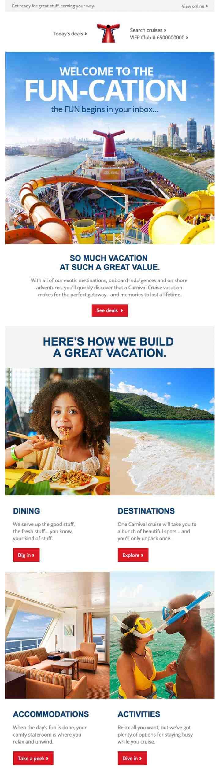 UGC Email Marketing