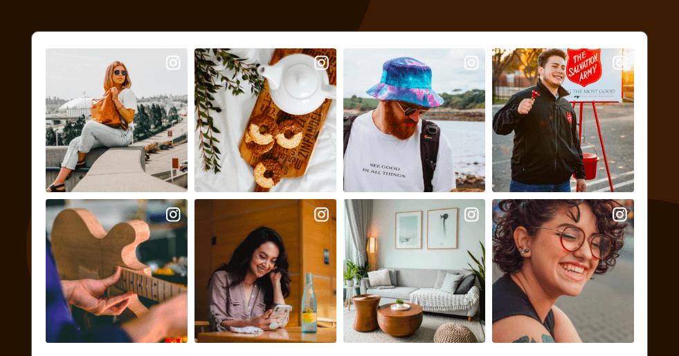 Shoppable Instagram Shopify