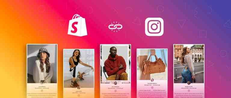 Instagram Shop Shopify