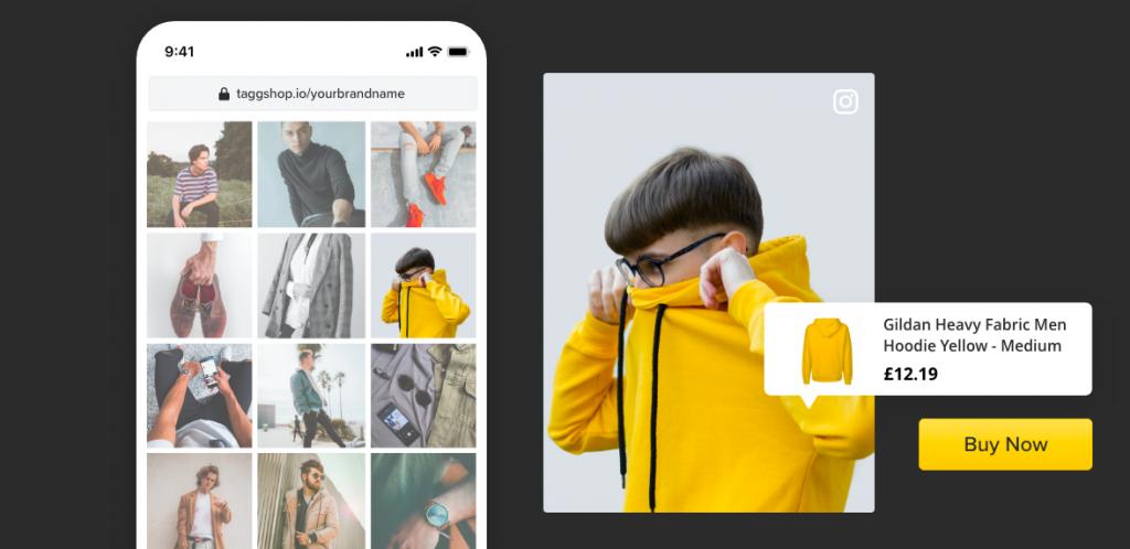 Instagram Shop Link