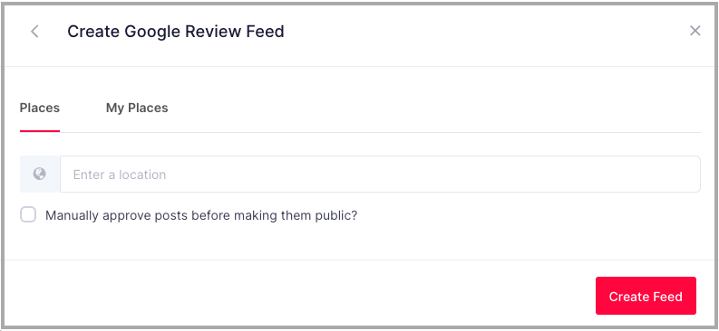 embed google my business reviews