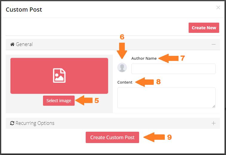 Custom Post Attributes