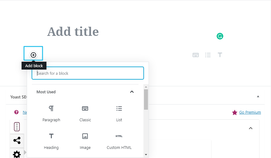 add rss feed on WordPress
