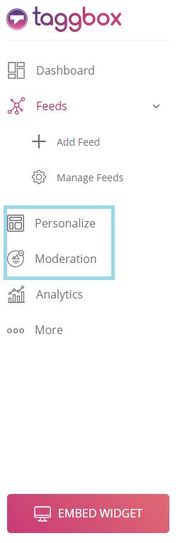 Embed custom Slack feed