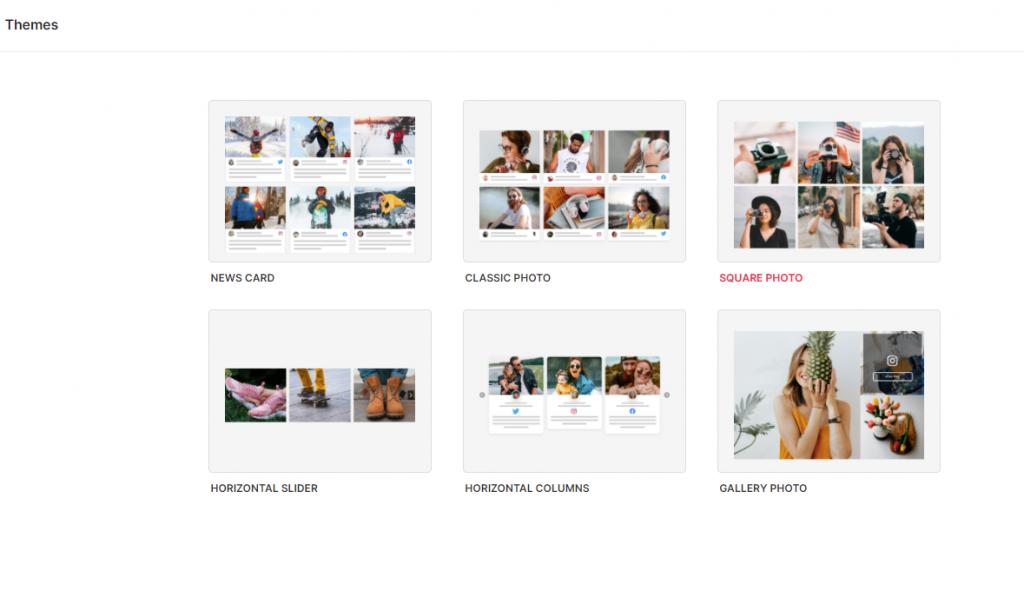 Pinterest Feed Customizations