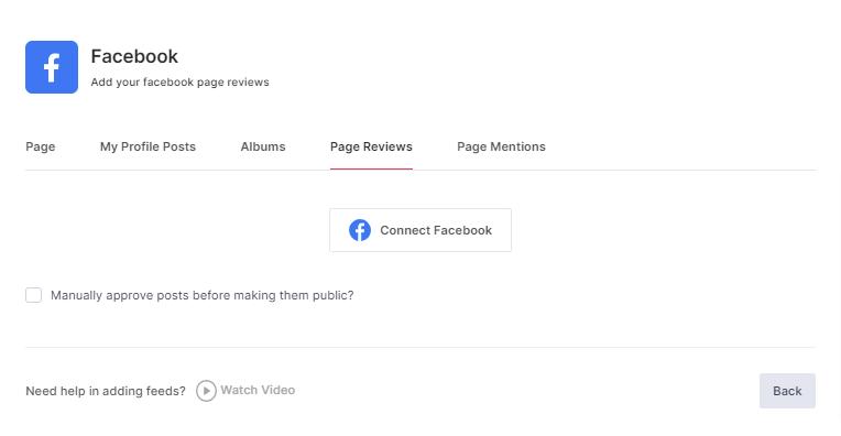 Choose FB Reviews