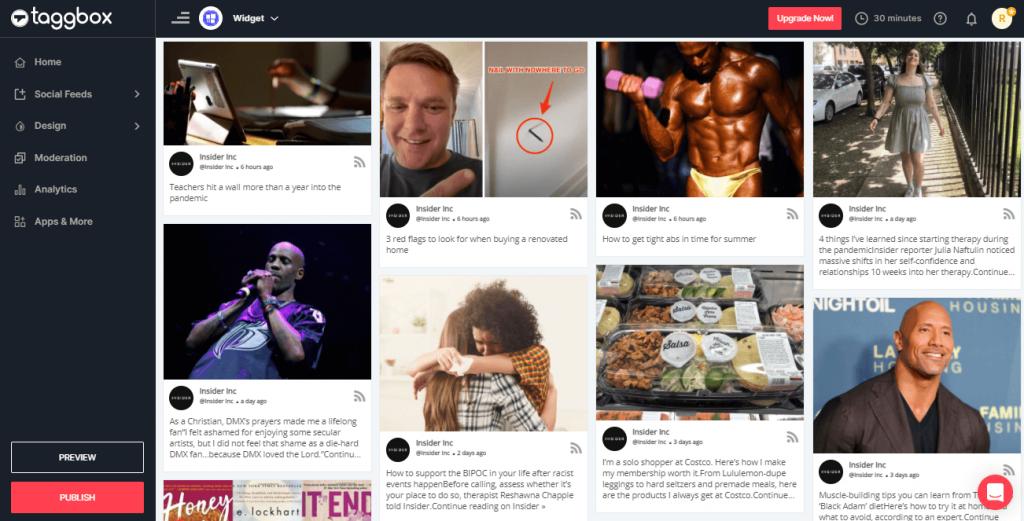 Embed Medium Blog on HTML website